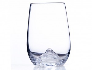Creative Whiskey Glass Handmade Iceberg red wine glass cup