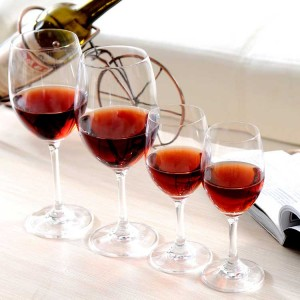 Wholesale Bordeaux Cold incision red wine glass Goblet