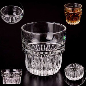 Whiskey Glass Diamond Glass Whiskey Cup
